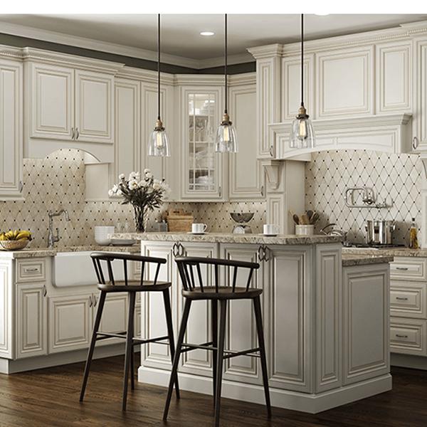 wheaton white elegant kitchen